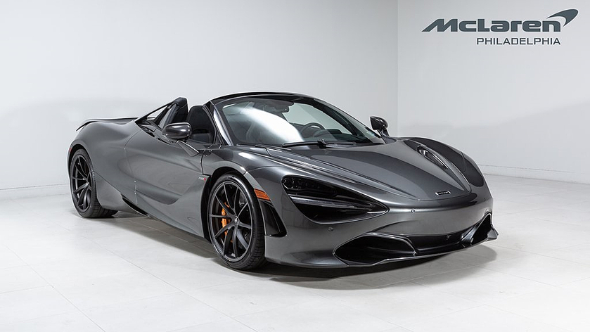 2021 McLaren 720S Performance:20 car images available