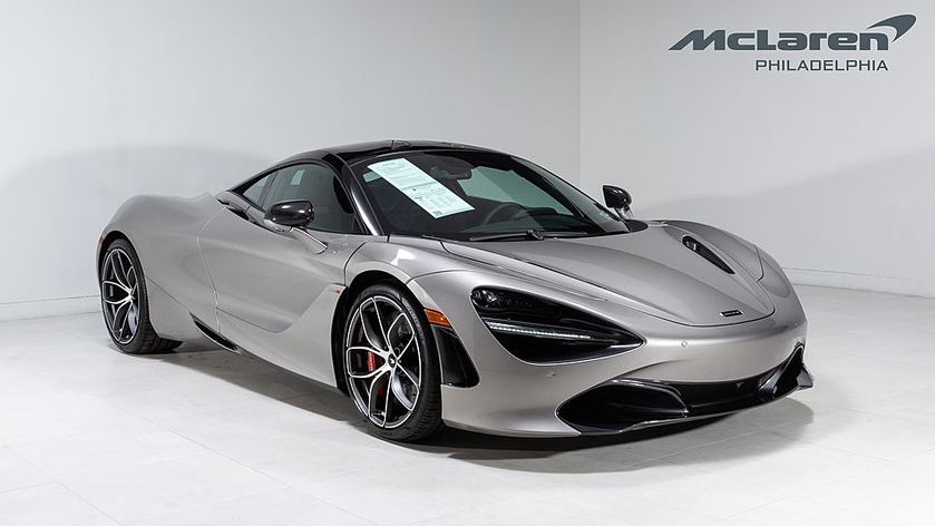 2020 McLaren 720S Performance:10 car images available