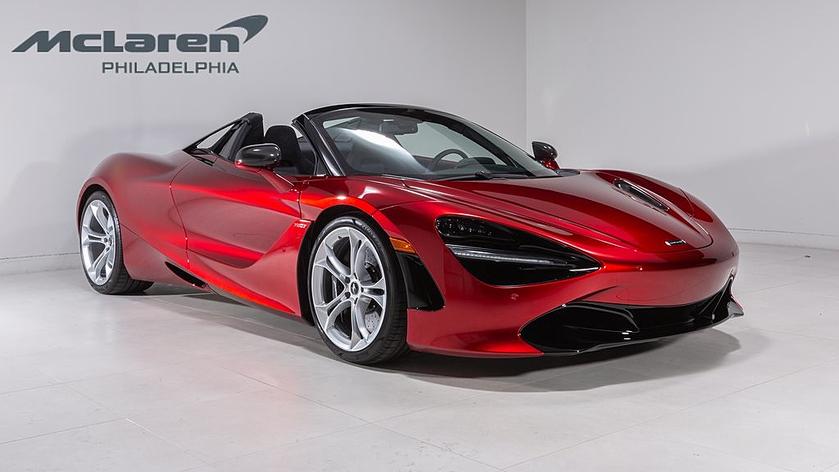 2021 McLaren 720S Performance:23 car images available