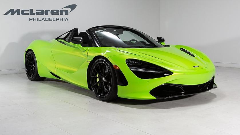 2021 McLaren 720S Performance:24 car images available