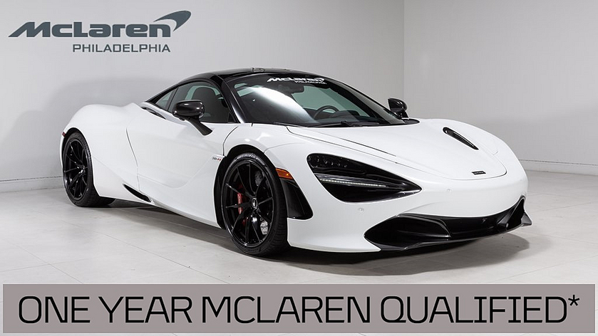 2019 McLaren 720S Performance:18 car images available