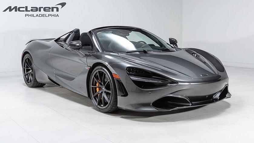 2021 McLaren 720S Performance:20 car images available
