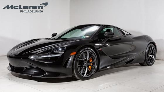 2020 McLaren 720S Spider:19 car images available