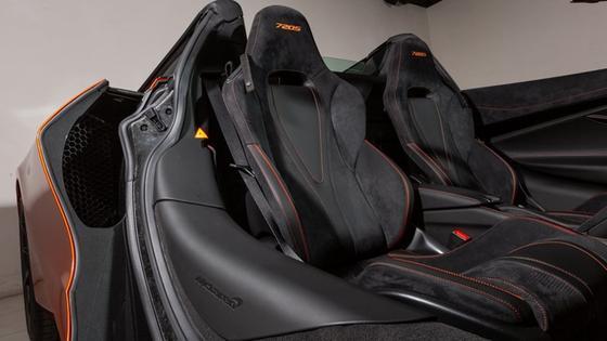2020 McLaren 720S Spider