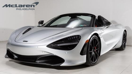 2020 McLaren 720S Spider:20 car images available
