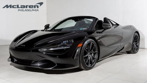 2020 McLaren 720S Spider:23 car images available