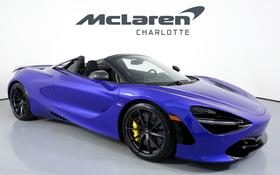 2020 McLaren 720S Spider:24 car images available
