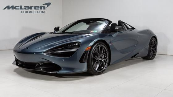 2020 McLaren 720S Spider:22 car images available