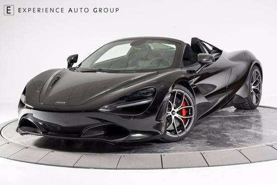 2019 McLaren 720S Spider:24 car images available