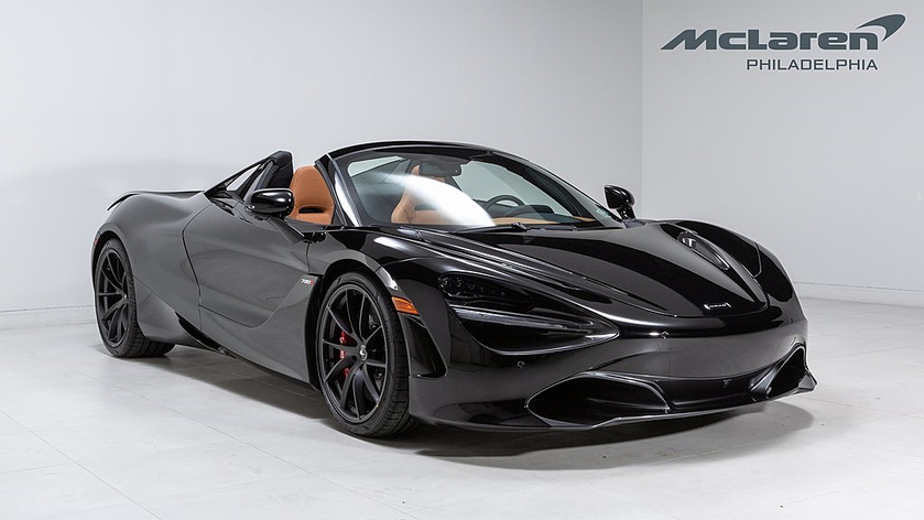 2021 McLaren 720S Spider:20 car images available