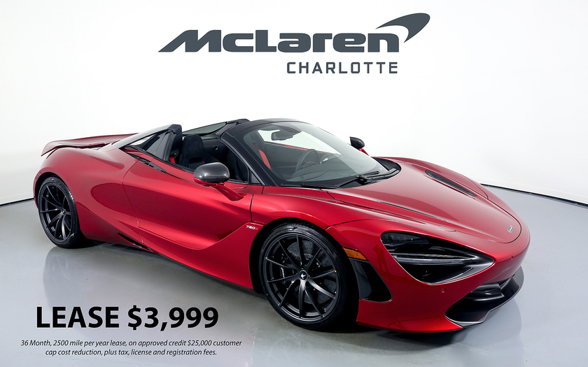 2021 McLaren 720S Spider:24 car images available