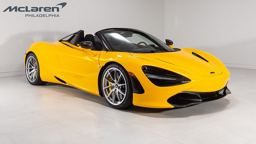2022 McLaren 720S Spider:23 car images available