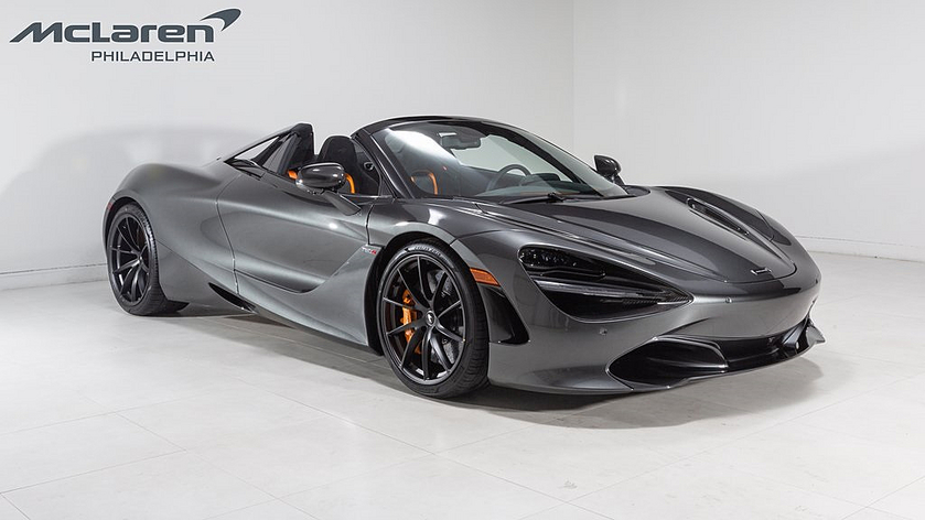 2022 McLaren 720S Spider:21 car images available