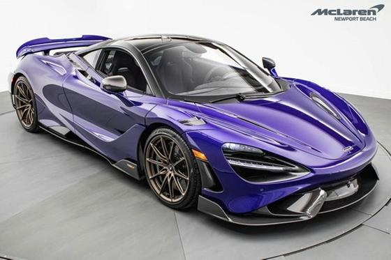 2021 McLaren 765LT :24 car images available
