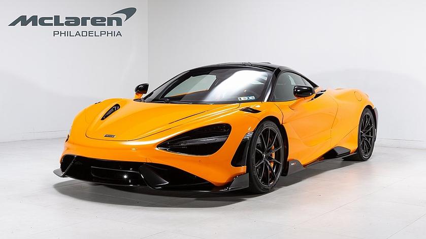2021 McLaren 765LT :22 car images available