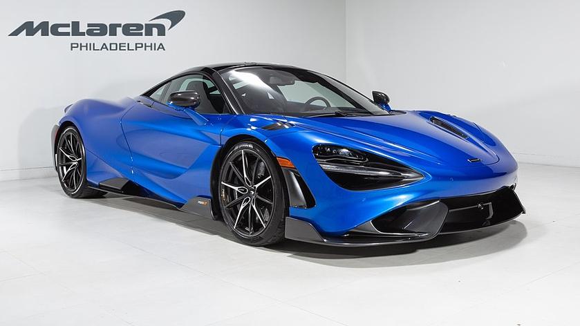 2021 McLaren 765LT :23 car images available