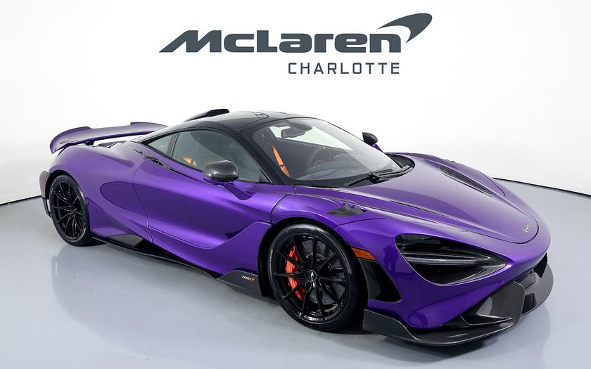 2021 McLaren 765LT :24 car images available