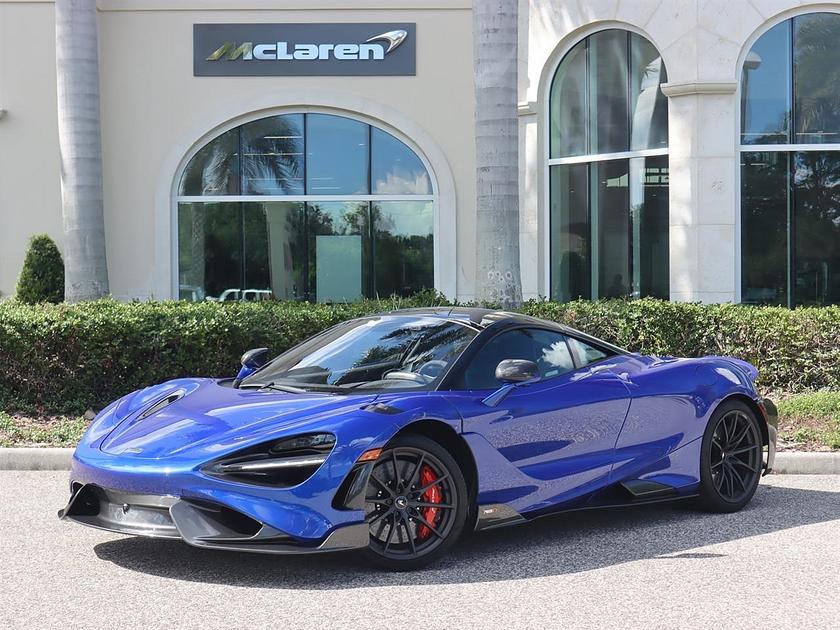 2021 McLaren 765LT :18 car images available