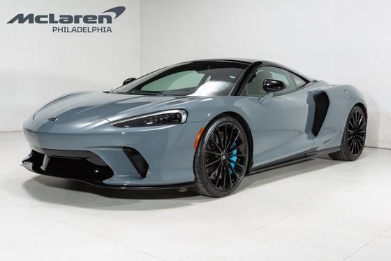 2020 McLaren GT :22 car images available