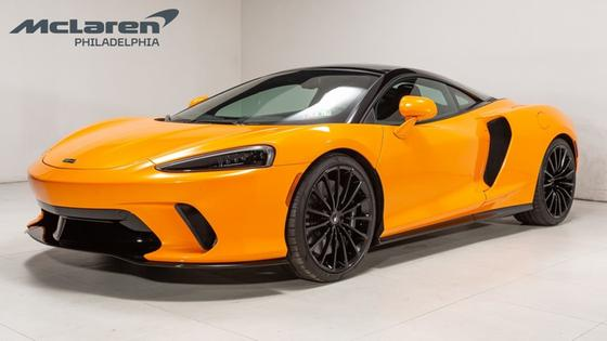 2020 McLaren GT :22 car images available