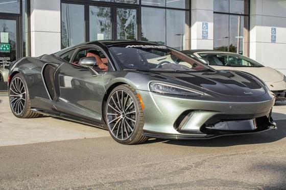 2020 McLaren GT :21 car images available