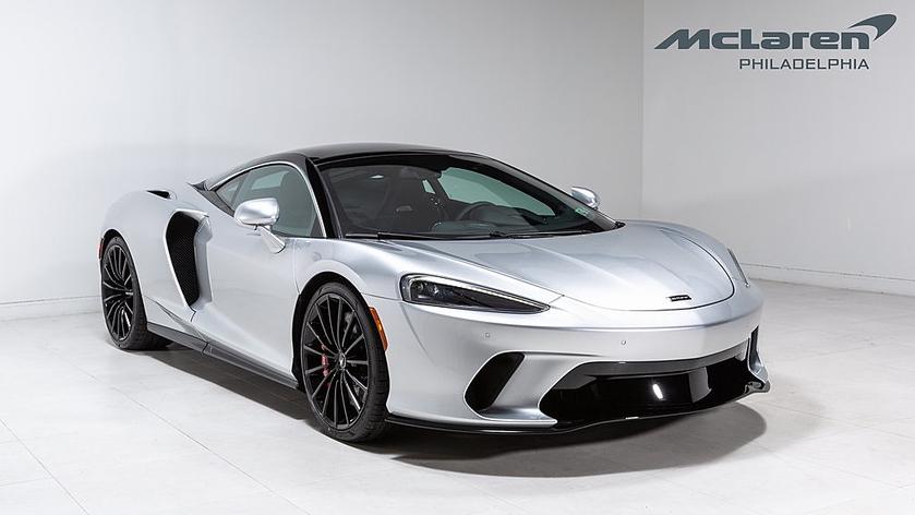 2021 McLaren GT :20 car images available
