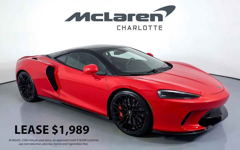 2021 McLaren GT :24 car images available