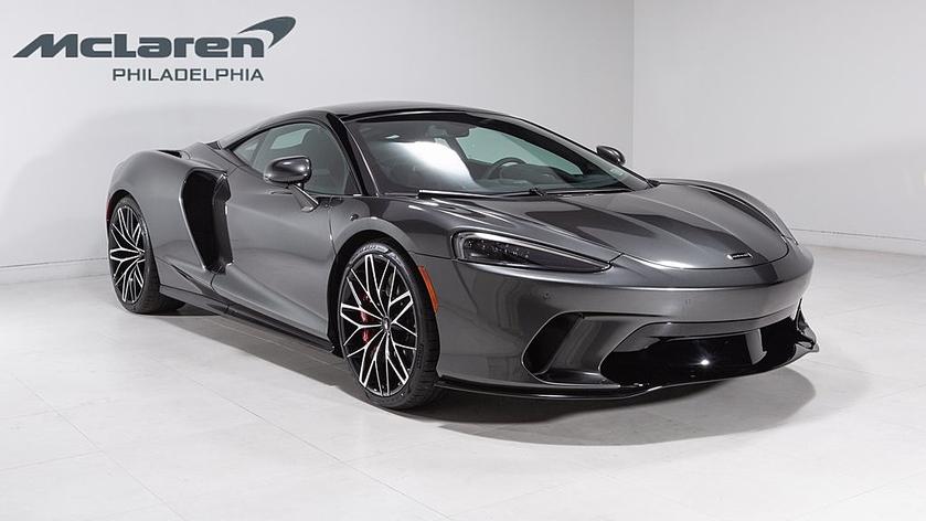2021 McLaren GT :23 car images available