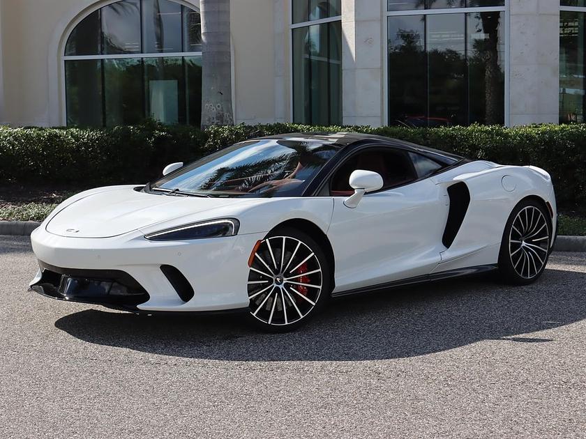 2020 McLaren GT :14 car images available