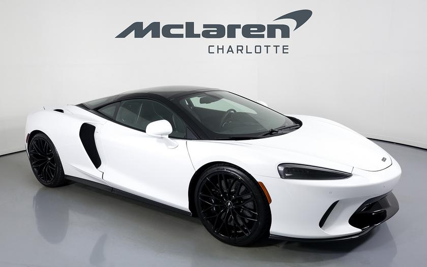2022 McLaren GT :24 car images available