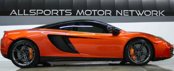 2012 McLaren MP4-12C :24 car images available