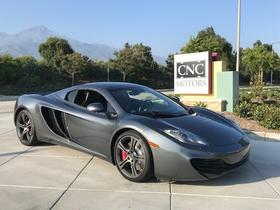 2013 McLaren MP4-12C :8 car images available