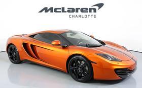 2012 McLaren MP4-12C :24 car images available