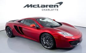 2012 McLaren MP4-12C