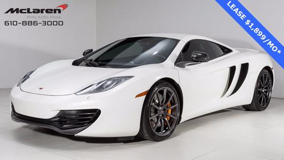 2012 McLaren MP4-12C Coupe:21 car images available