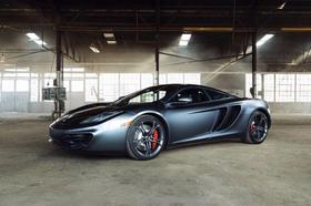 2013 McLaren MP4-12C Coupe:2 car images available