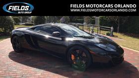 2013 McLaren MP4-12C Coupe:24 car images available