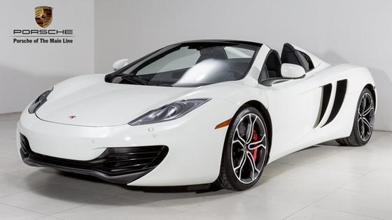 2014 McLaren MP4-12C Coupe:20 car images available