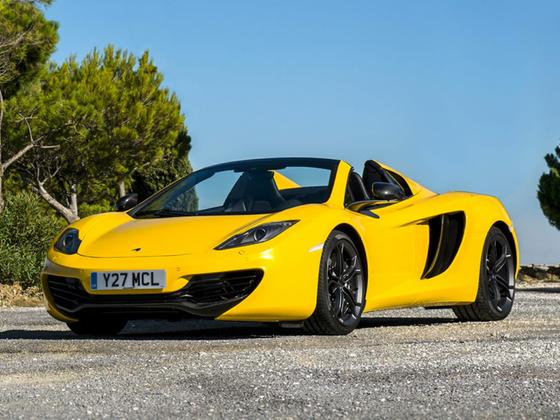 2014 McLaren MP4-12C Coupe : Car has generic photo