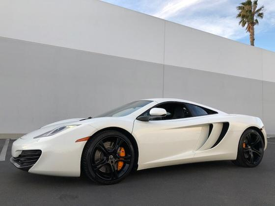 2012 McLaren MP4-12C Coupe:22 car images available