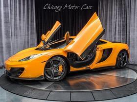2012 McLaren MP4-12C Coupe:24 car images available