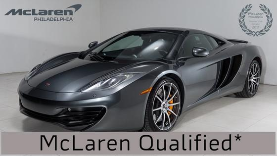 2012 McLaren MP4-12C Coupe:17 car images available