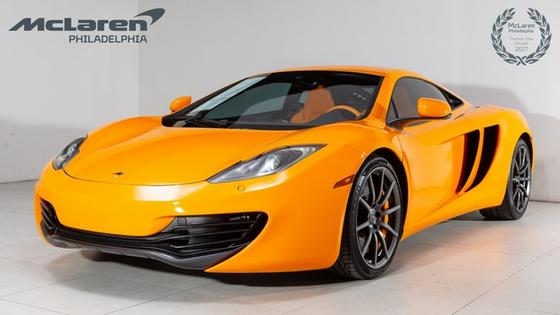 2012 McLaren MP4-12C Coupe:20 car images available