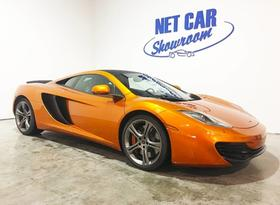 2012 McLaren MP4-12C Coupe:24 car images available