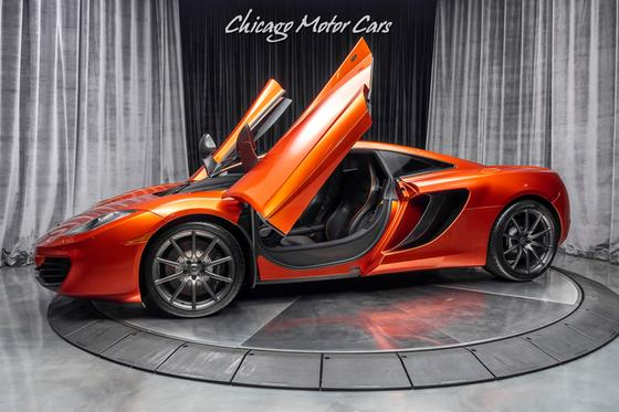 2013 McLaren MP4-12C Coupe:24 car images available
