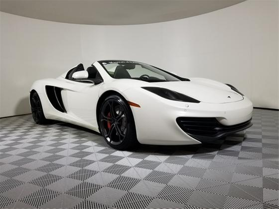 2014 McLaren MP4-12C Coupe:24 car images available