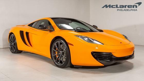 2012 McLaren MP4-12C Coupe:21 car images available