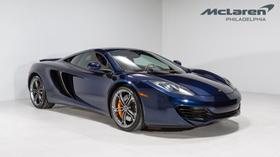 2012 McLaren MP4-12C Coupe:18 car images available