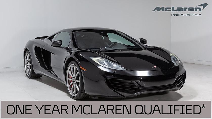 2012 McLaren MP4-12C Coupe:19 car images available