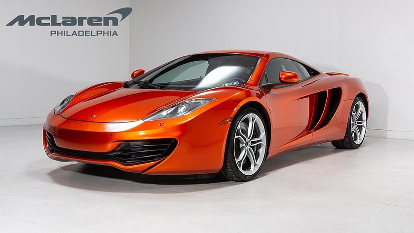 2012 McLaren MP4-12C Coupe:22 car images available